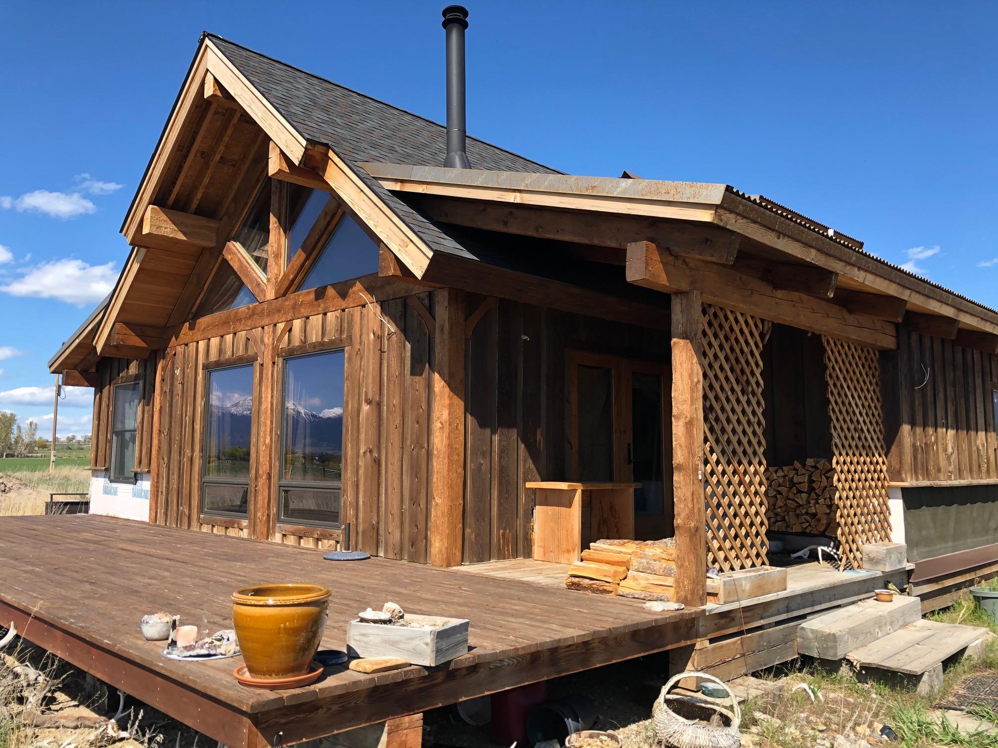 744 Willow Creek Road, Corvallis, MT 59828