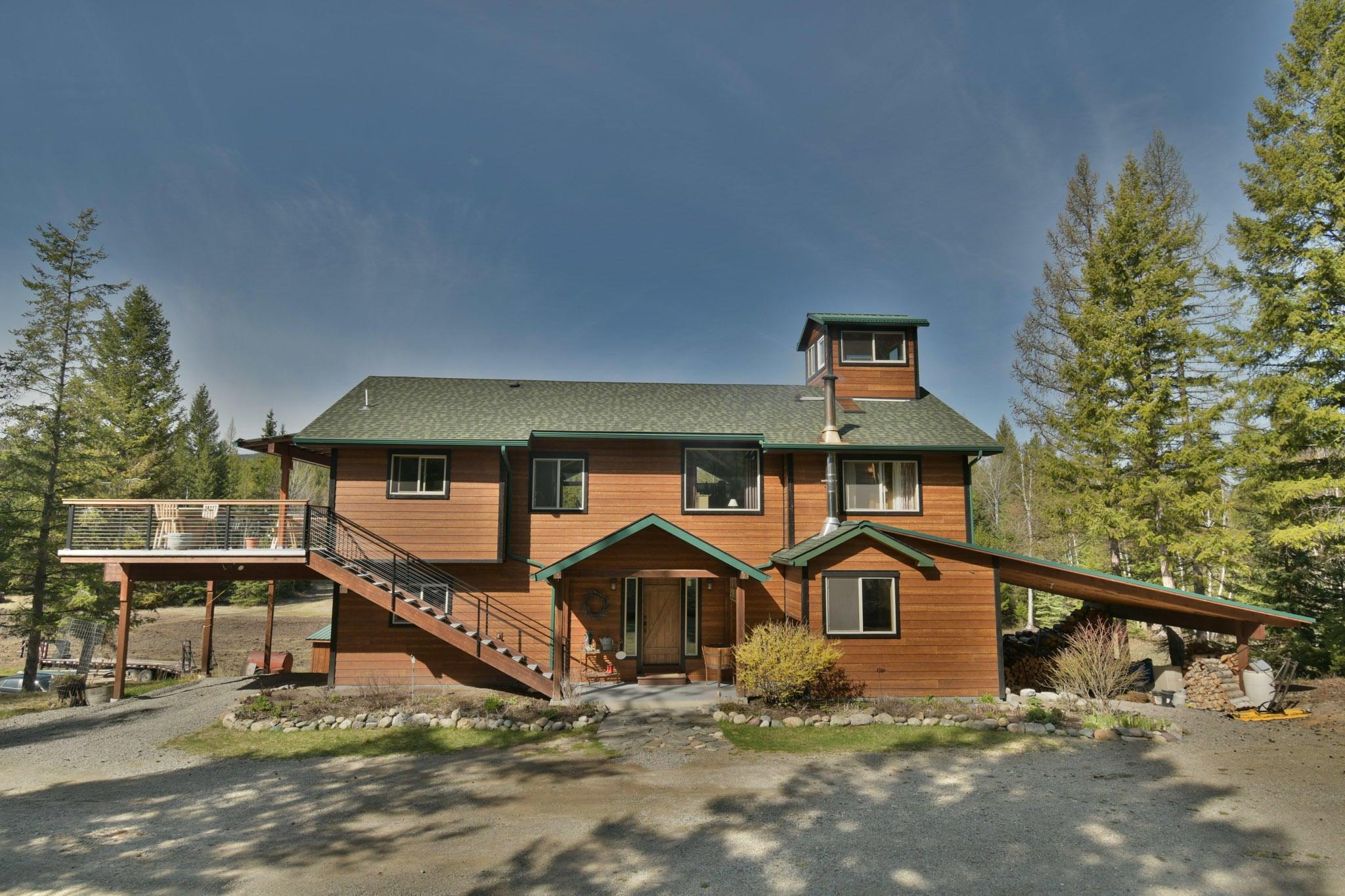 163 Soaring Eagle Trail, Fortine, MT 59918
