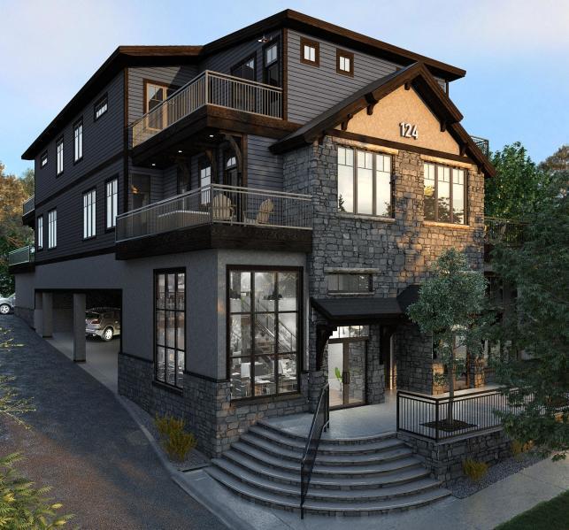 124 Obrien Avenue Unit 301, Whitefish, MT 59937