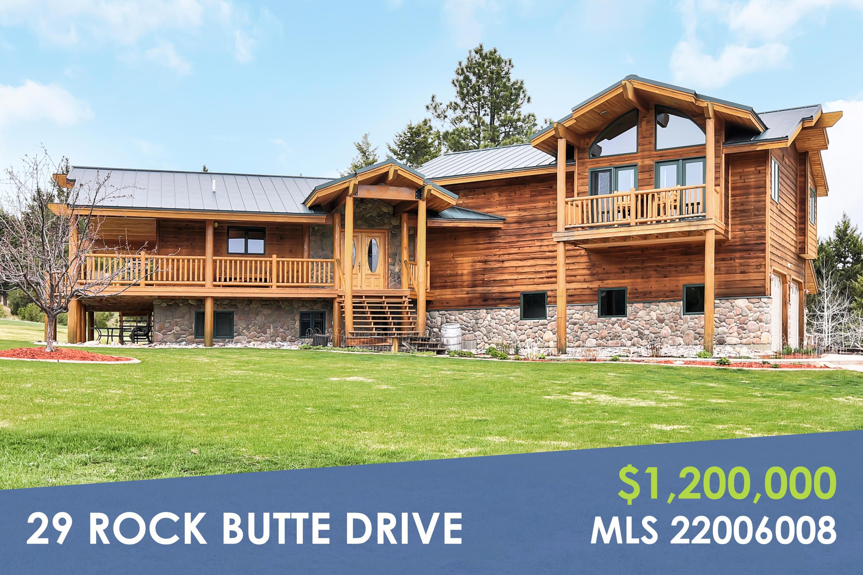 29 Rock Butte Drive, Clancy, MT 59634