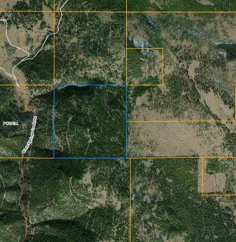 160 Acres Deer Park, Garrison, MT 59731