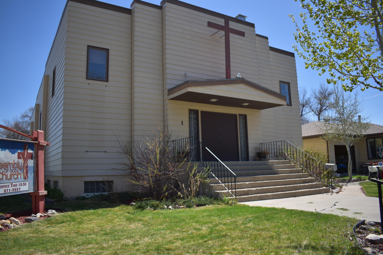1 & 3 S Maryland Street, Conrad, MT 59425