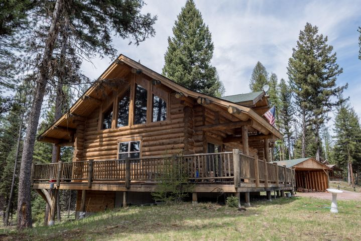 287 S Grayling Court, Seeley Lake, MT 59868