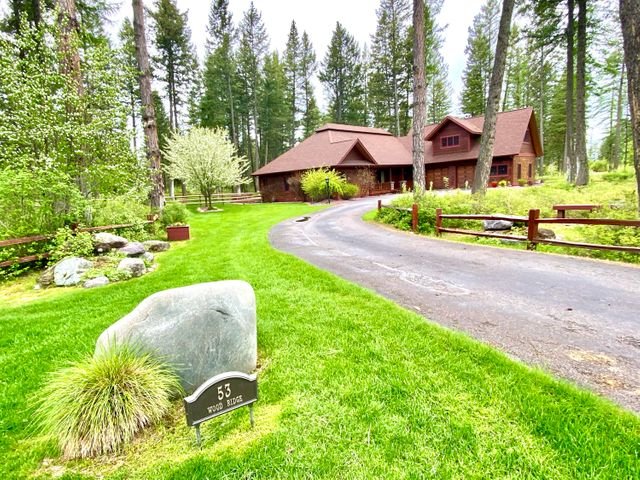 53 Wood Ridge Drive, Columbia Falls, MT 59912