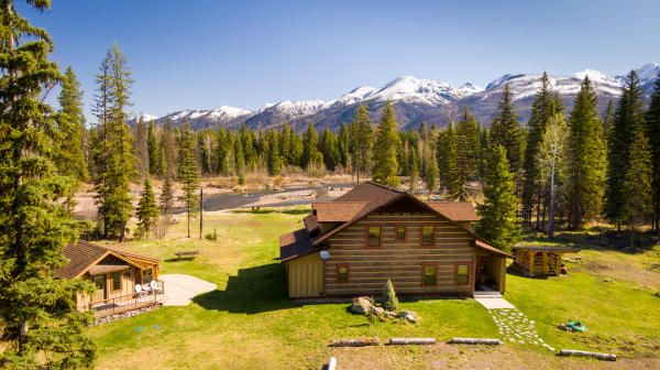 1120 Glacier Creek Road, Condon, MT 59826