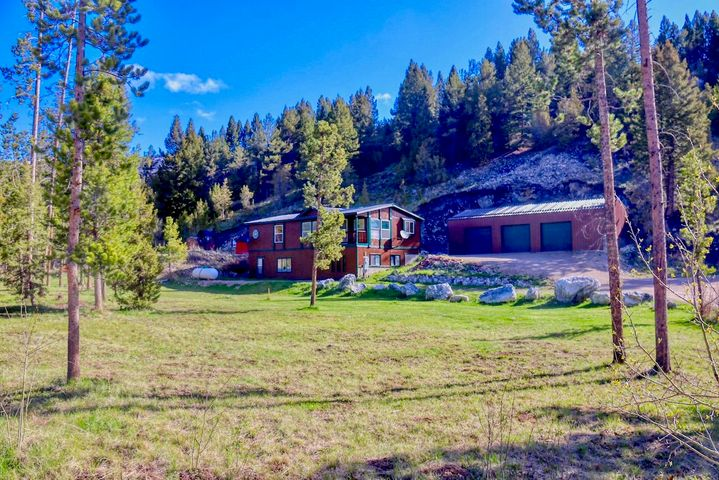 644 Olson Gulch Road, Anaconda, MT 59711