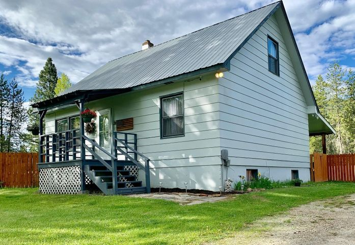 69 Fir Street, Trout Creek, MT 59874