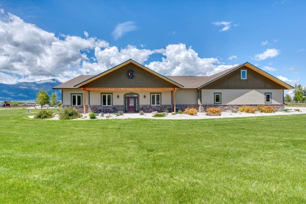 4455 Gem Ranch Road, Stevensville, MT 59870