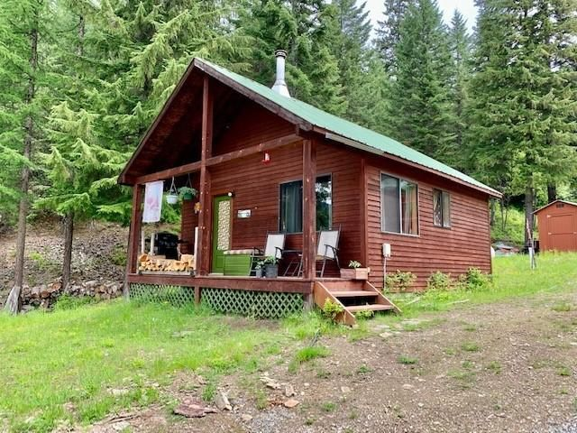 87 Twenty Peak Gulch Lane, Trout Creek, MT 59874