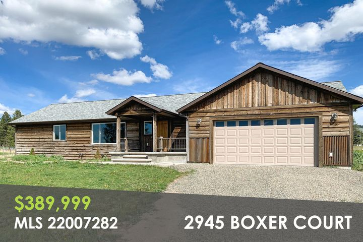 2945 Boxer Court, East Helena, MT 59635