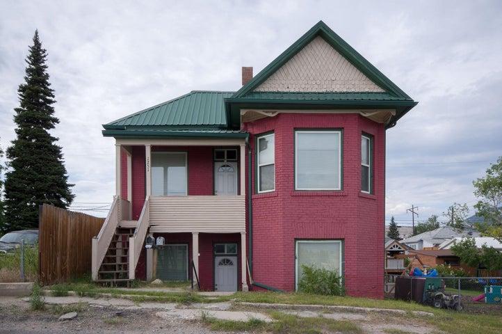 1251 E First Street, Butte, MT 59701