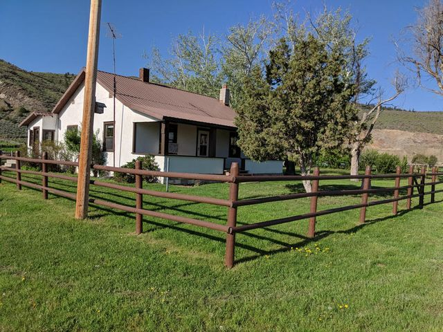 57699 Little Bitteroot Road, Hot Springs, MT 59845