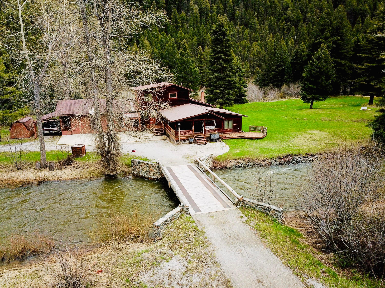 6333 Little Blackfoot River Road, Elliston, MT 59728