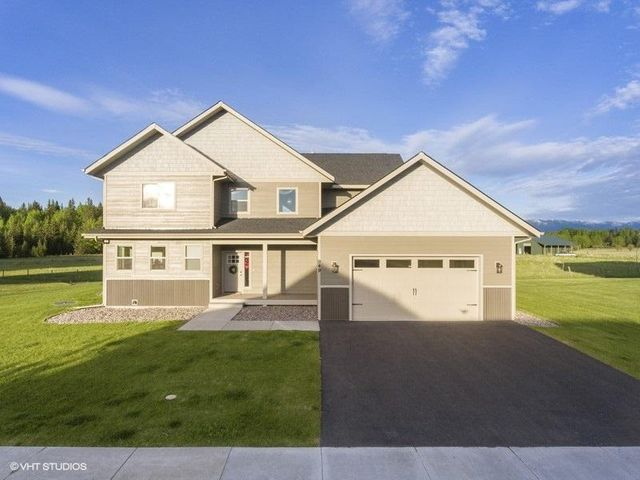 Do you want to be close to downtown Whitefish yet feel like you are out of town with a view and a beautiful meadow preserve out your back door? Well look no further! You will find that in this almost new build. Barely lived in this home was build was completed in late 2019. This gorgeous home has 2 gas fireplaces, 4 bedrooms, 3 baths and is located on a little over a 3rd of an acre. The master bedroom is on the main level along with the utilities making single level living a reality. This quiet neighborhood is new construction and very clean and tidy making it an appealing area to call home! The home is close to downtown Whitefish, skiing, Whitefish lake and city beach! Are you ready to make stunning NW Montana your home? Then come now before it's gone! This property is easy to show!!