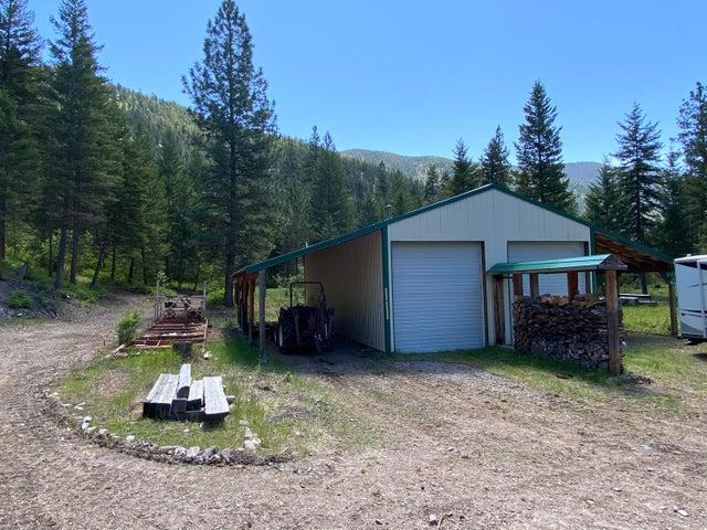 Nhn 20 Petty Creek Road @2246 Petty Creek Rd Gate, Alberton, MT 59820