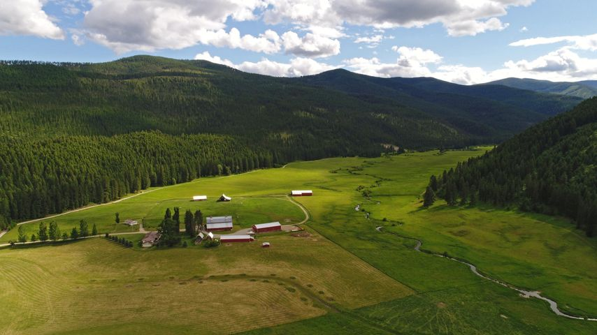 274 Little Beaver Creek Road, Trout Creek, MT 59874