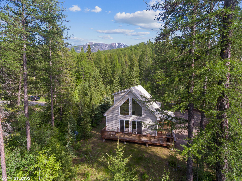 134 Glacier Ridge Drive, West Glacier, MT 59936