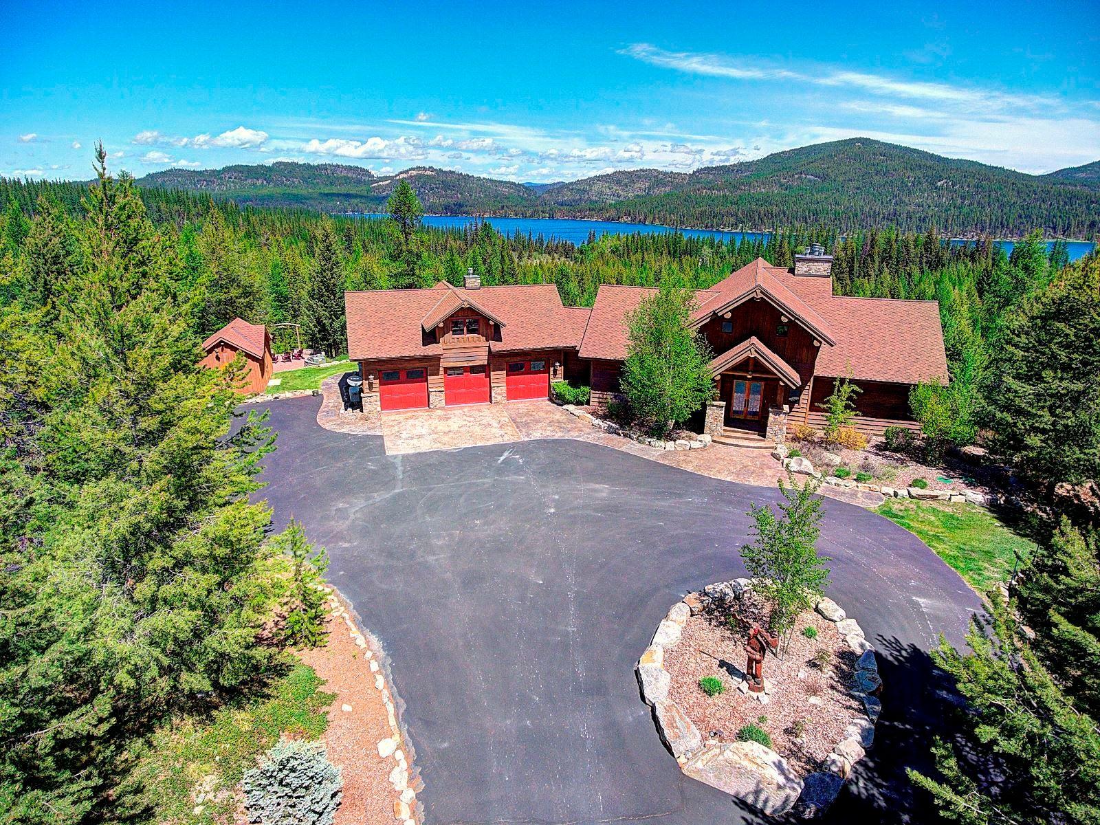 1145 S Mcgregor Lake Road, Marion, MT 59925