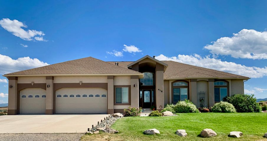 418 Saddlehorn Drive, Butte, MT 59701