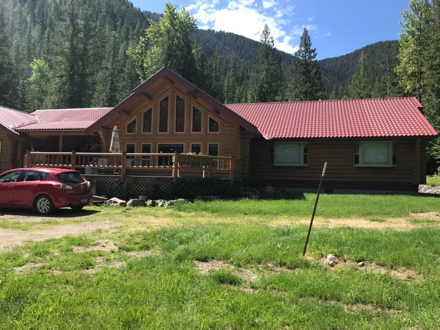103 W Fork Elk Creek Road, Heron, MT 59844
