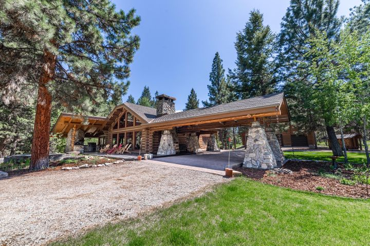 145 W Mountain Road, Darby, MT 59829