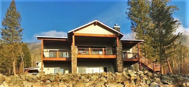 628 Stoddard Ranch Road, Eureka, MT 59917