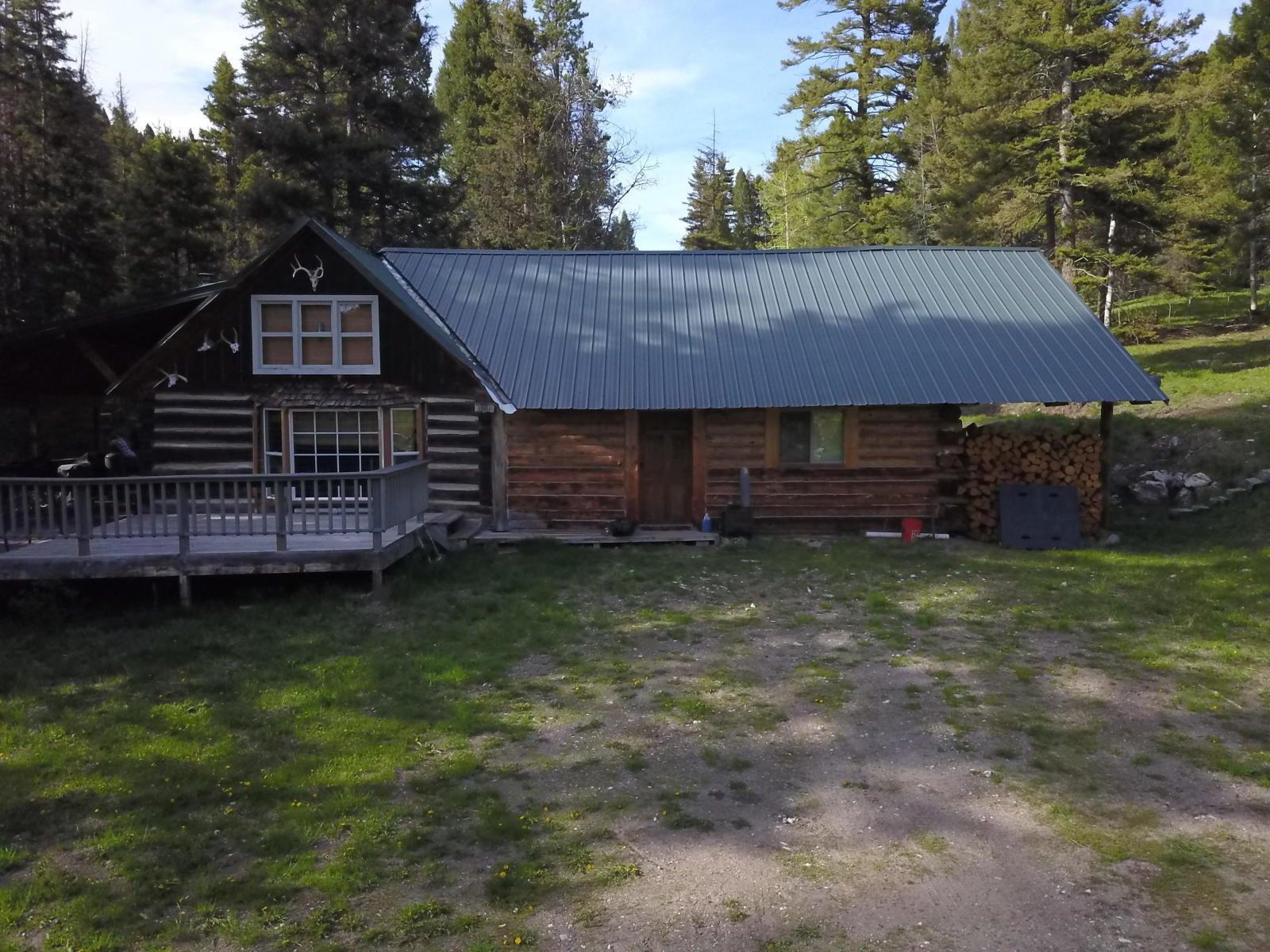 8070 Snow Shoe Creek Road, Avon, MT 59713