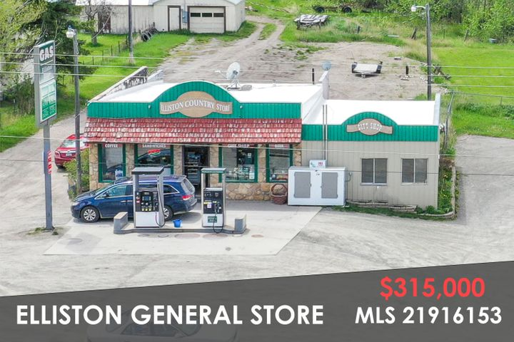 104 E Front Street, Elliston, MT 59728