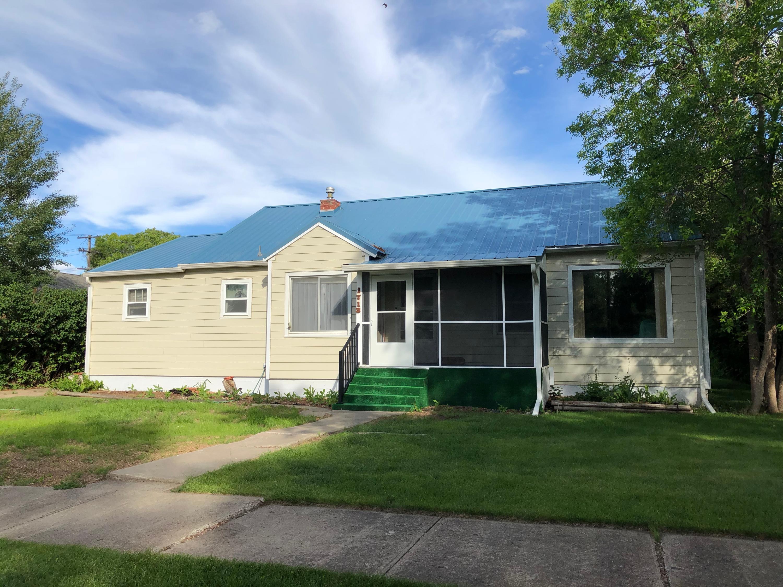 1713 Franklin Street, Fort Benton, MT 59442