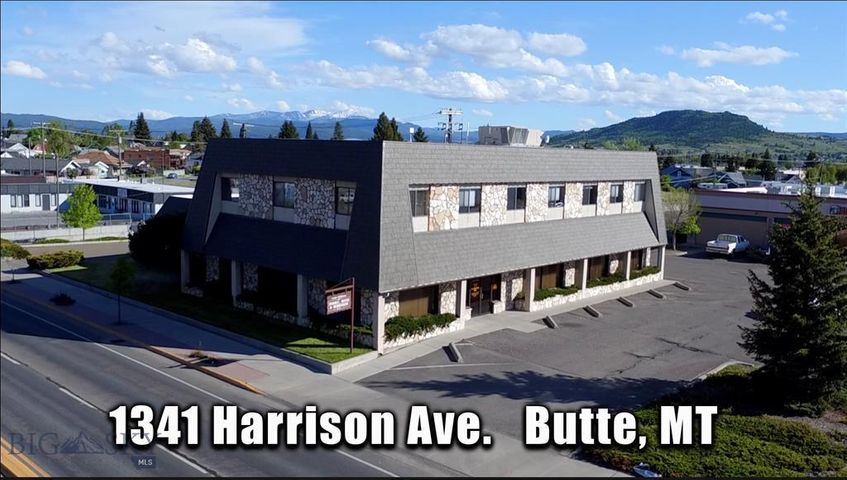 1341 Harrison Avenue, Butte, MT 59701