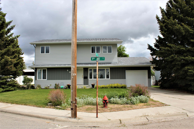 401 9th Avenue S, Cut Bank, MT 59427