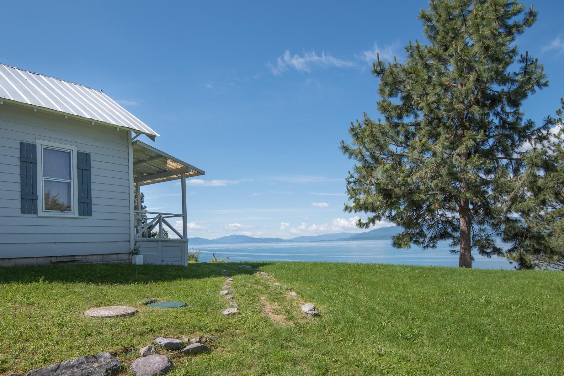 Stunning Flathead Lake Views