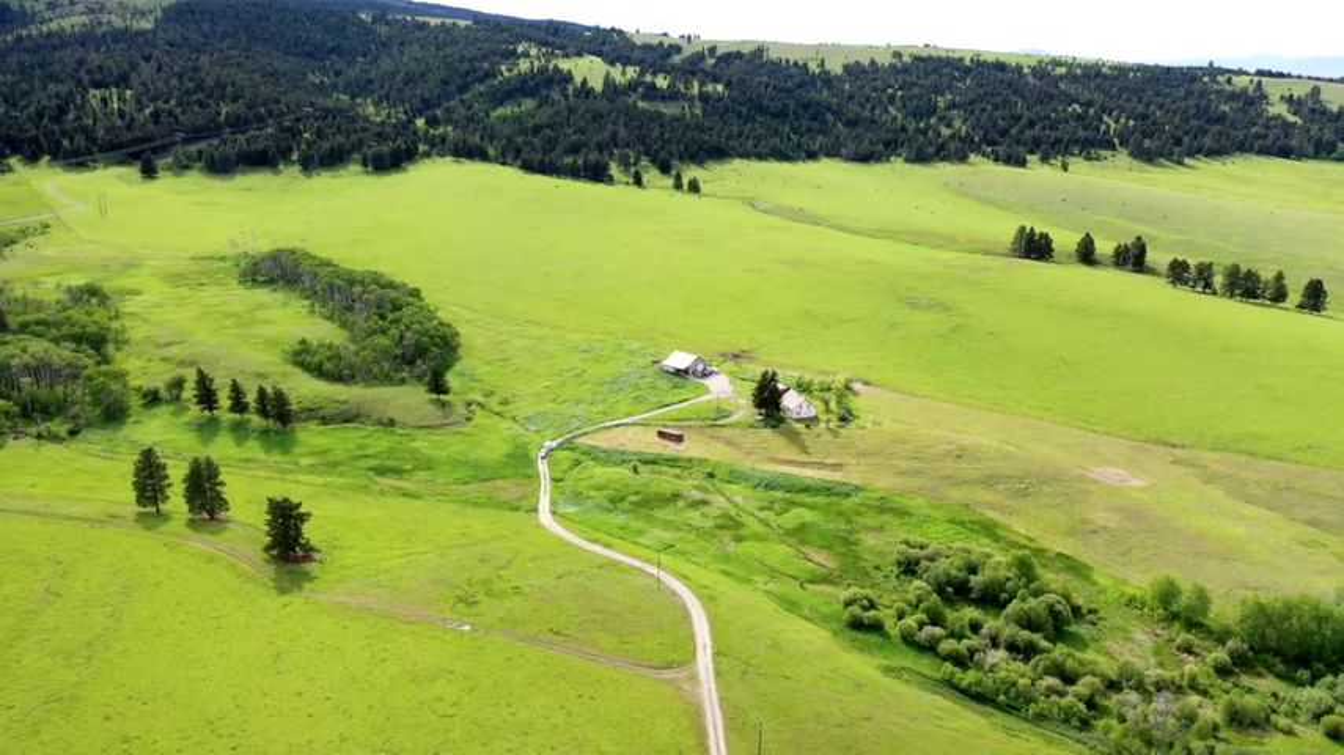 2261 S Mullan Trail Road, Gold Creek, MT 59733