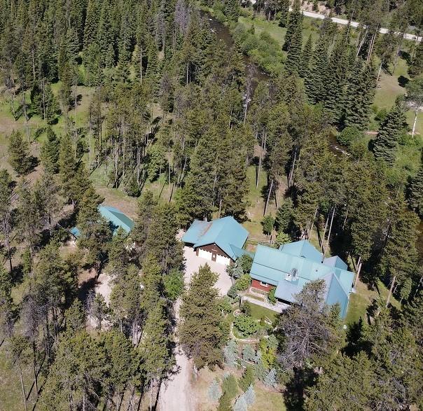 180 Timber Ridge Drive, Sula, MT 59871