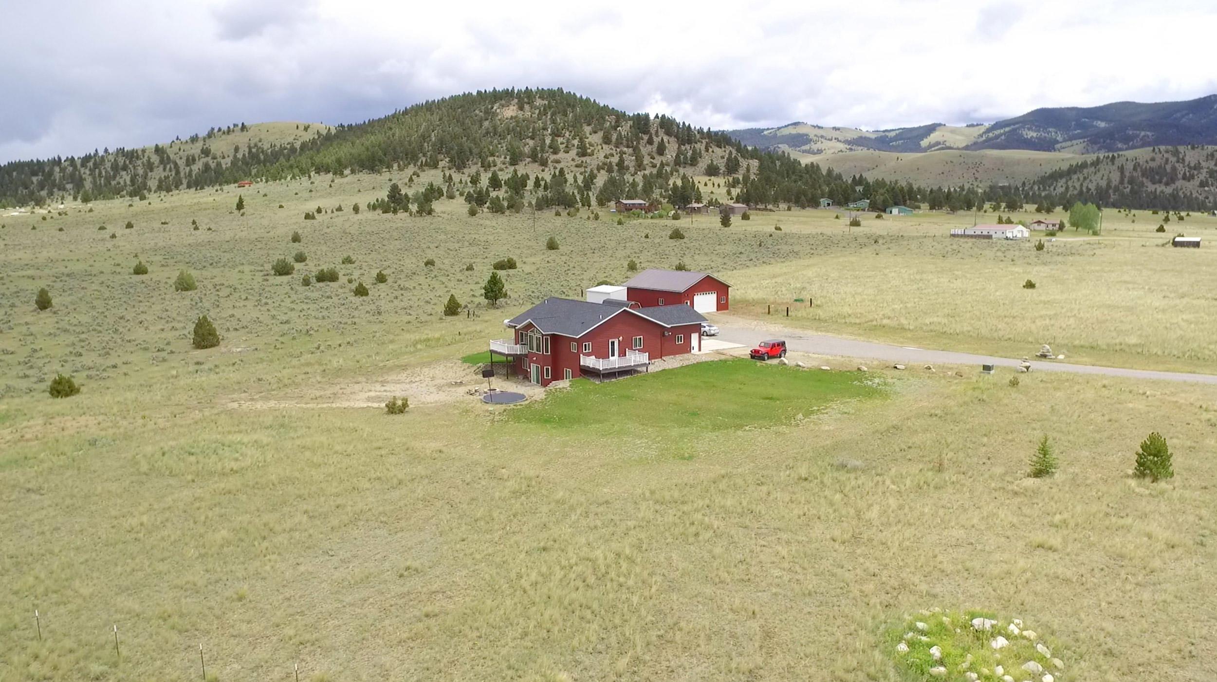 1186 Lower Valley Road, Boulder, MT 59632