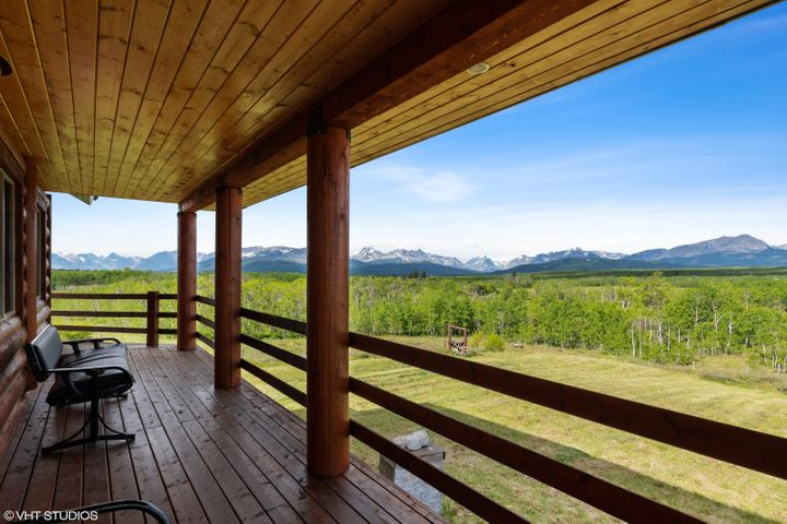 131 W Shore Duck Lake Drive, Babb, MT 59411