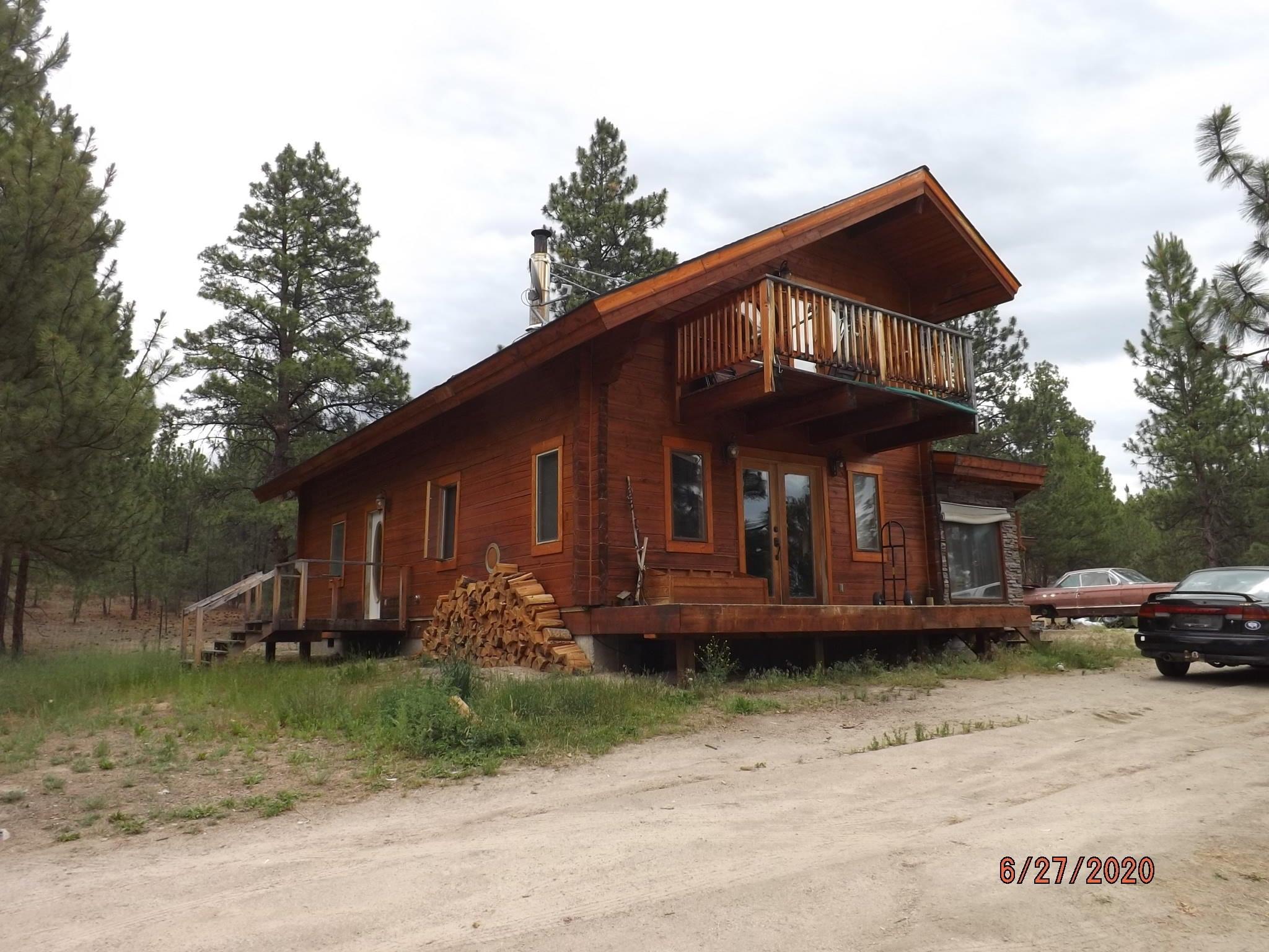 905 Weber Butte Trail, Corvallis, MT 59828