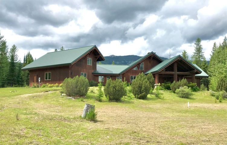 9257 Pleasant Valley Road, Marion, MT 59925