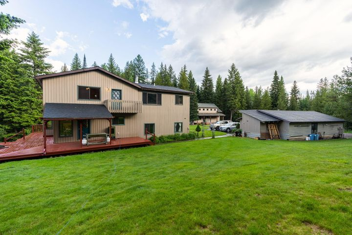 40700 Salmon Prairie Road, Bigfork, MT 59911