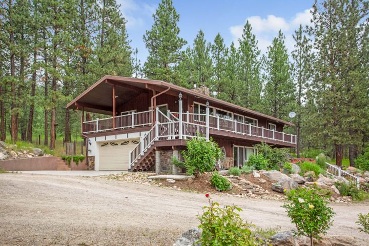 477 W County Line Road, Florence, MT 59833