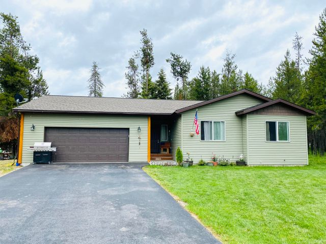 138 Frontier Circle, Marion, MT 59925