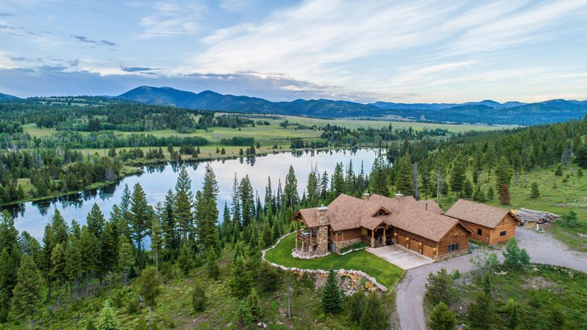 Krohn Lake Ranch, Lincoln, MT 59639