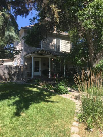 Unique charm in this older syle home.   Currently rented.  This home can be an investment property or it is  just waiting for your renovations.