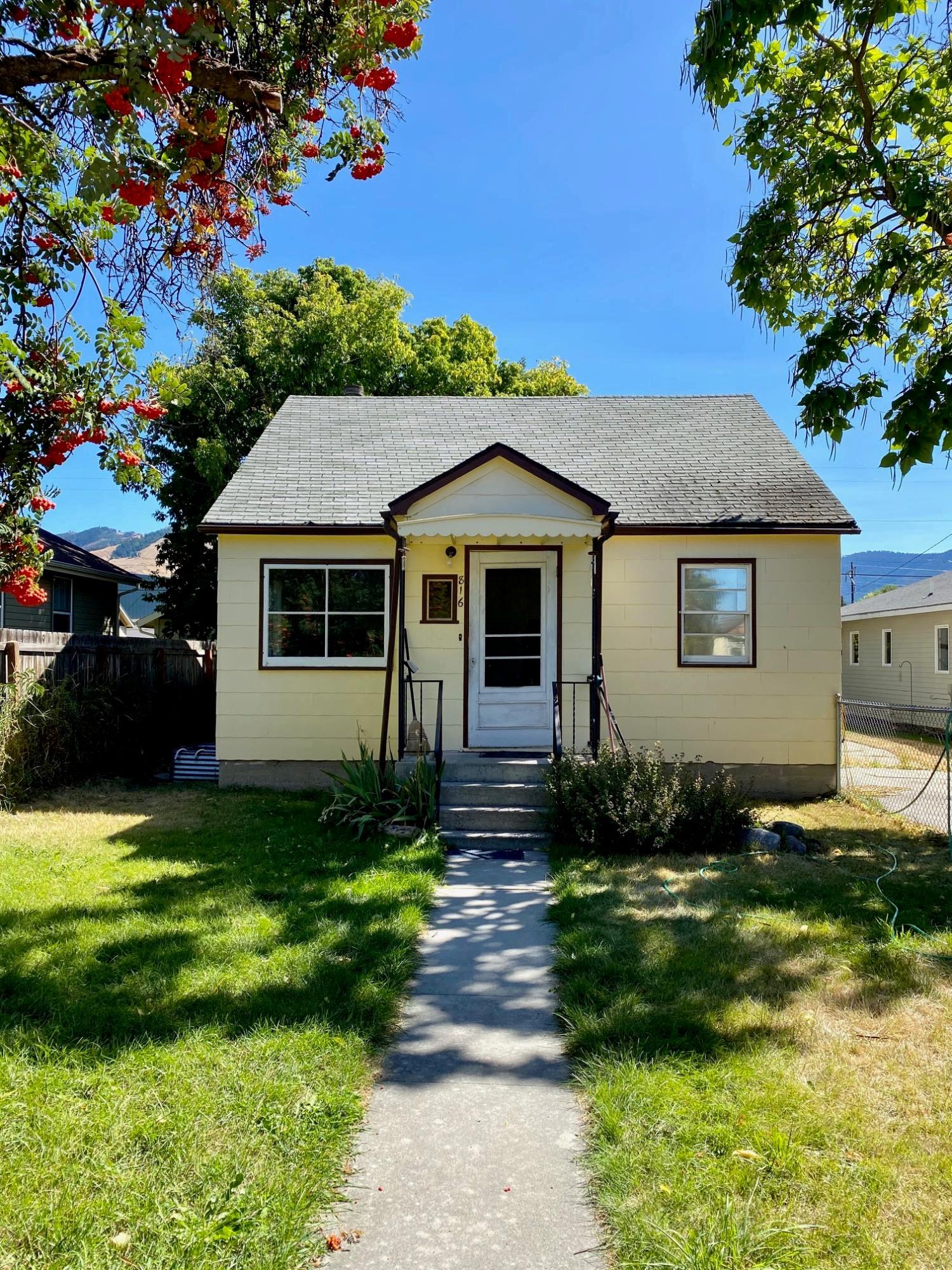 816 Kern Street, Missoula, MT 59801
