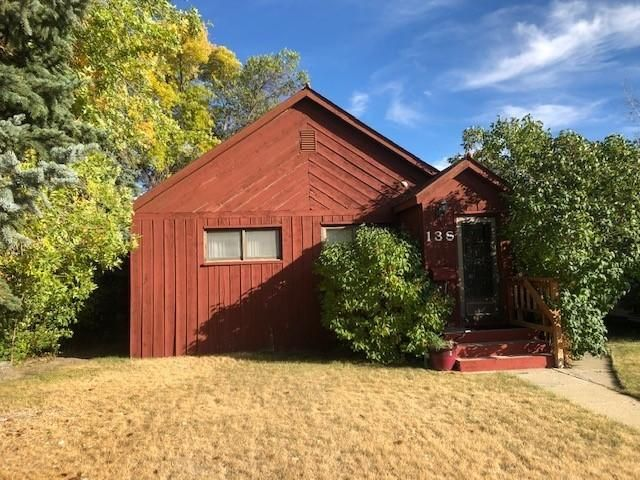 Great starter home or Investment opportunity in Conrad with this cozy 2 bedroom, 1 bath home just waiting for some attention. It lies on a good sized lot with lots of possibilities and is centrally located close to schools and the hospital. Call or text Devin Vanden Bos at 406-868-2635, or your real estate professional today.