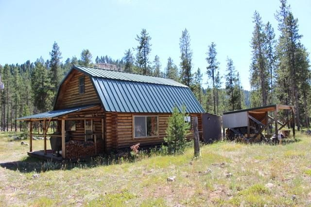 ''Veterans or Active Duty Only'' - First time offered on the Market! - Furnished log cabin for the outdoor enthusiast! Located in the ''Billie Springer Memorial Park'' must be a Veteran with a DD214 and Honorable Discharge to Purchase.Newer Metal roof and located within minutes of the East Fork river and miles of forest service roads to discover!Propane Refrigerator, Range and Wood Stove. Completely furnished cabin, Storage shed, Lean-to woodshed and situated on 1 acre.Total Annual lease cost is: $60.00 - lease expires in 2078 and can be Renewed and Willed.This is a 'Dry Cabin''  On Leased Land.Call Steve Zech at 406-369-2942, or your real estate professional.