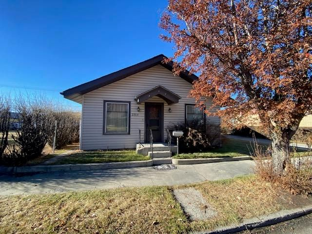 If you're looking for a very well maintained 3 bedroom home centrally located 2315 Florence Avenue may be it! Main floor utilities and a partial basement for plenty or storage. The mature yard has a hedge and garden area. The two car garage is an added bonus!