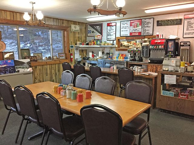 Well established restaurant/cafe located in Avon. Easy access, high traffic area. Turnkey business that includes all inventory plus double wide home (3 bedroom/2bathroom) with lot right next door.