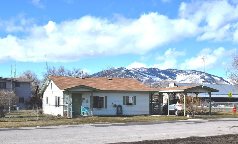Charming single level home on a corner lot in the small country town of Dixon. Very clean, comfortable, AND affordable! Super starter home. 2 Bedrooms, 1 full bath. Enjoy the yard with nice chain link fencing. Simply a nice location to call home. Come take a look! Call Jill Ursua 240 8386 or your real estate professional.