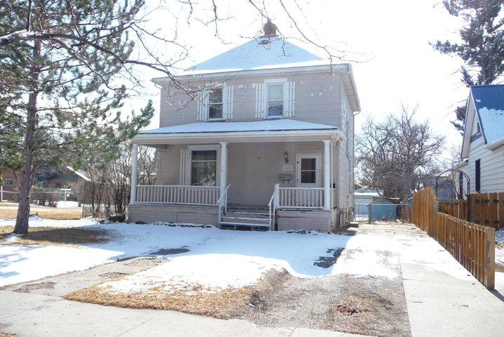 Endless PossibilitiesBuilt in 1905 this historic home has 3 Bedrooms, 2 Bathrooms, a Large Kitchen, Formal Dining and Hardwood Floors. If your looking for a project this is the house for you.Call Tawni 406-231-0663 or your real estate professional.
